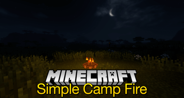 Simple Camp Fire скриншот 1