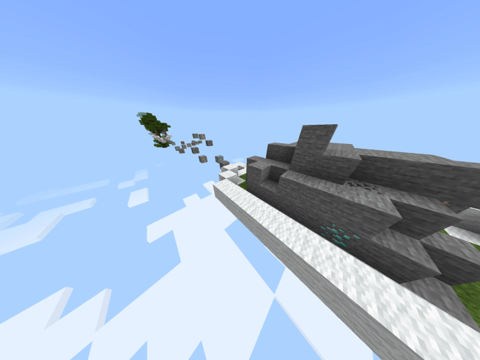 Sky Parkour screenshot 1