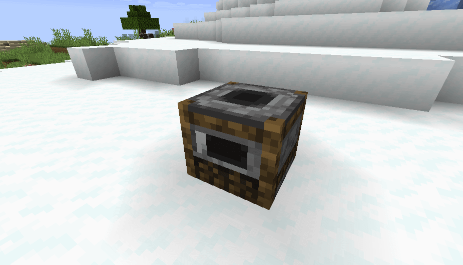 Smoker in Minecraft 1.14