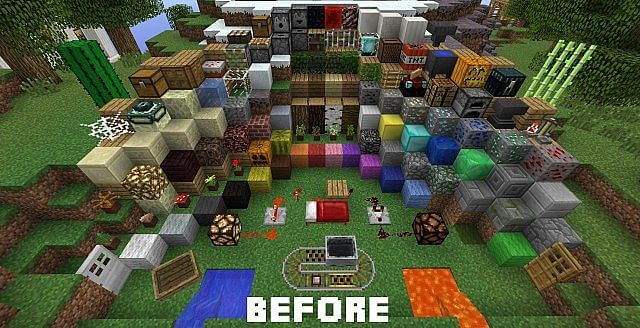 Default Texture Pack скриншот 2