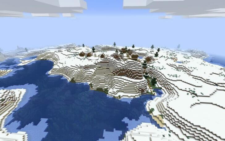 -902075386 A Village in the Middle of the Snowy Desert screenshot 2