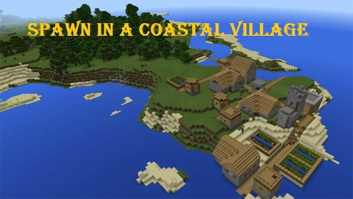 -1942778602: Spawn in a Coastal Village скриншот 1