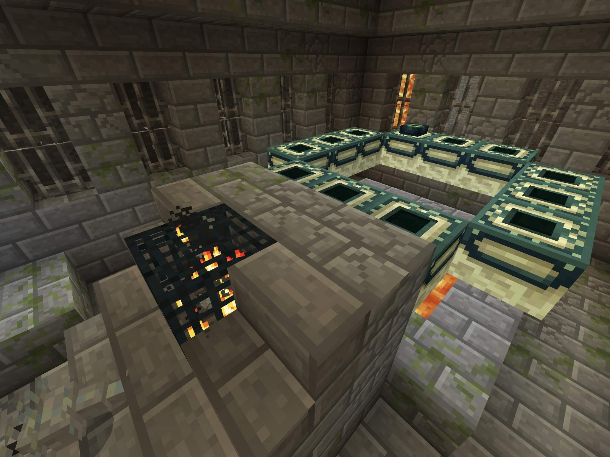 Stronghold beneath Savanna Floor  screenshot 3