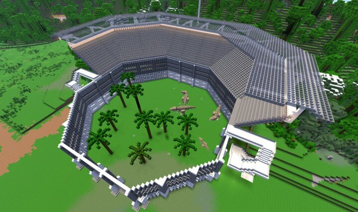 Minecraft jurassic park map 15 2 download cocaine download minecraft jurassic park map 15 2 download gumiabroncs Images