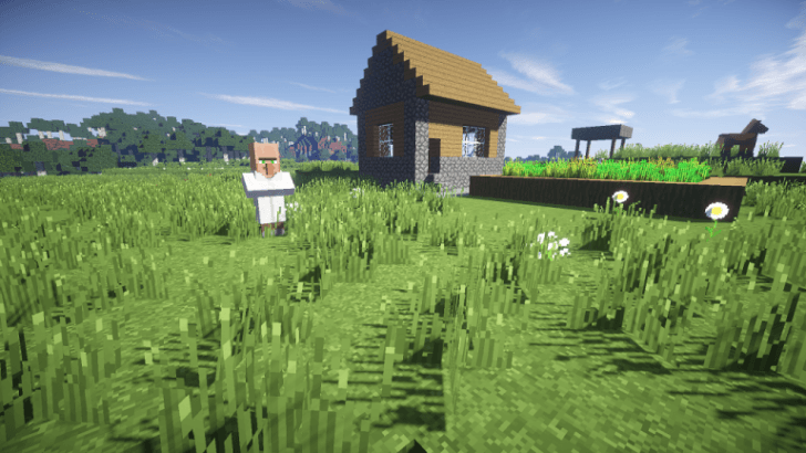 -1480351183376464763 A Small House Amidst a Clearing Screenshot 1