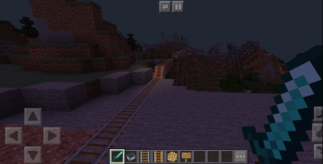 The Great Minecraft Railway скриншот 2