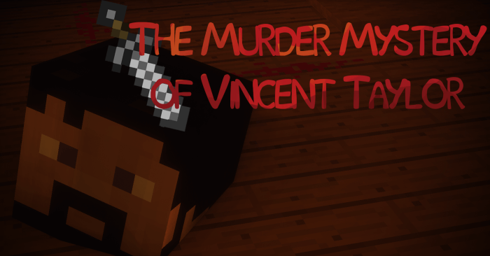 The Murder Mystery of Vincent Taylor скриншот 1