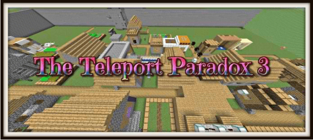 The Teleport Paradox 3 скриншот 1