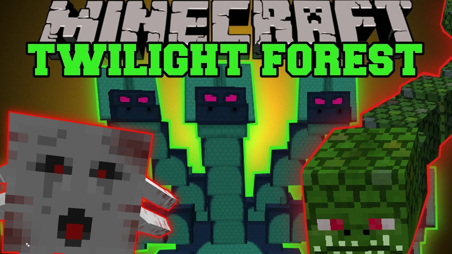 The Twilight Forest скриншот 1