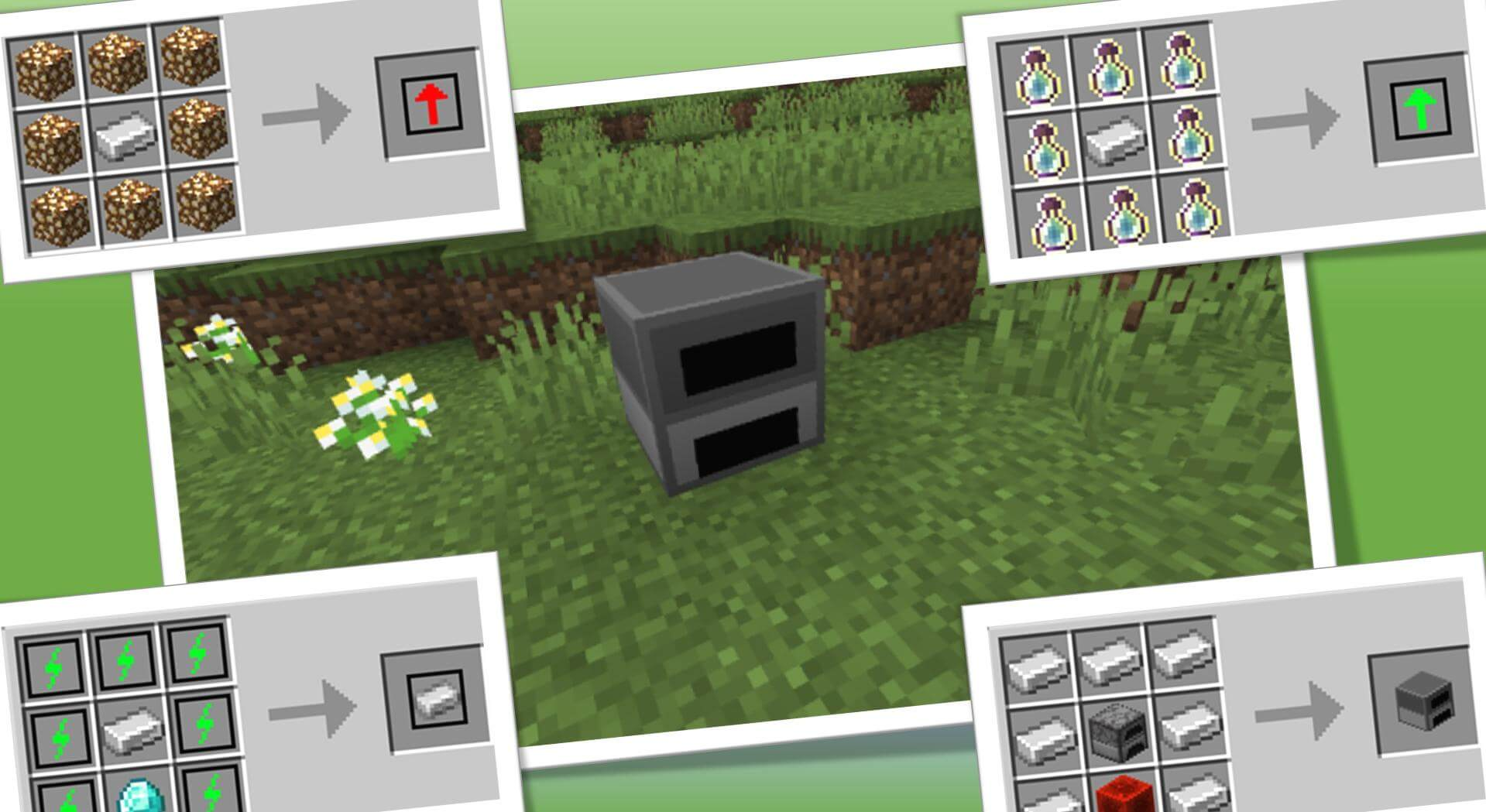 Extended Furnace 1.14.4 скриншот 2
