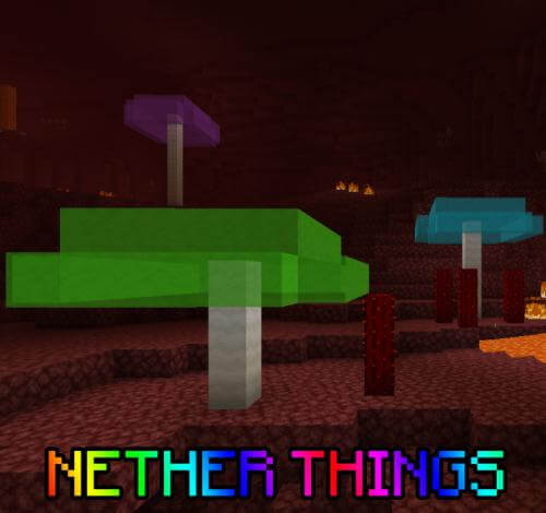 Nether Things 1.14 скриншот 1
