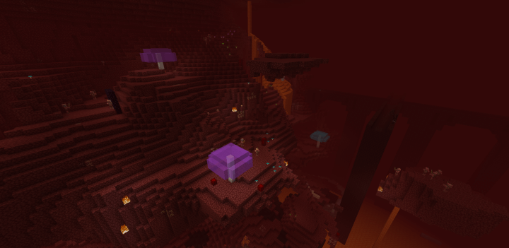 Nether Things 1.14.2 скриншот 1