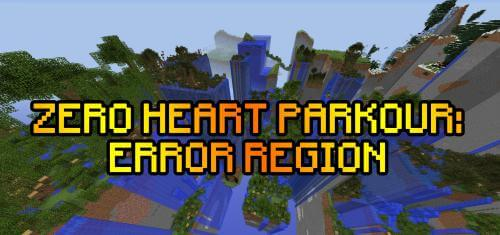 Zero Heart Parkour: Error Region скриншот 1