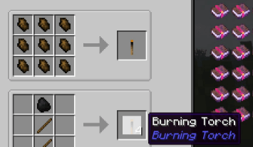 Burning Torches 1.15.2 скриншот 1