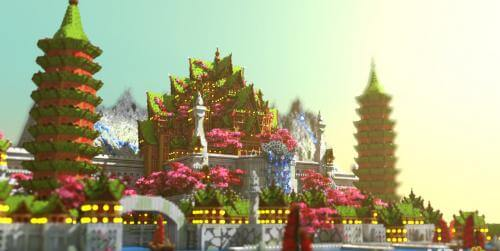 Карта The Ancient Asian Civilization скриншот 2