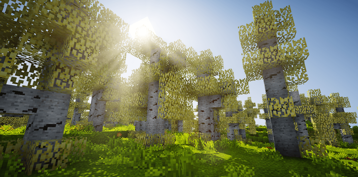 Oh The Biomes You'll Go 1.12.2 скриншот 2