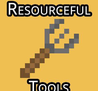 Resourceful Tools 1.14.4 скриншот 1