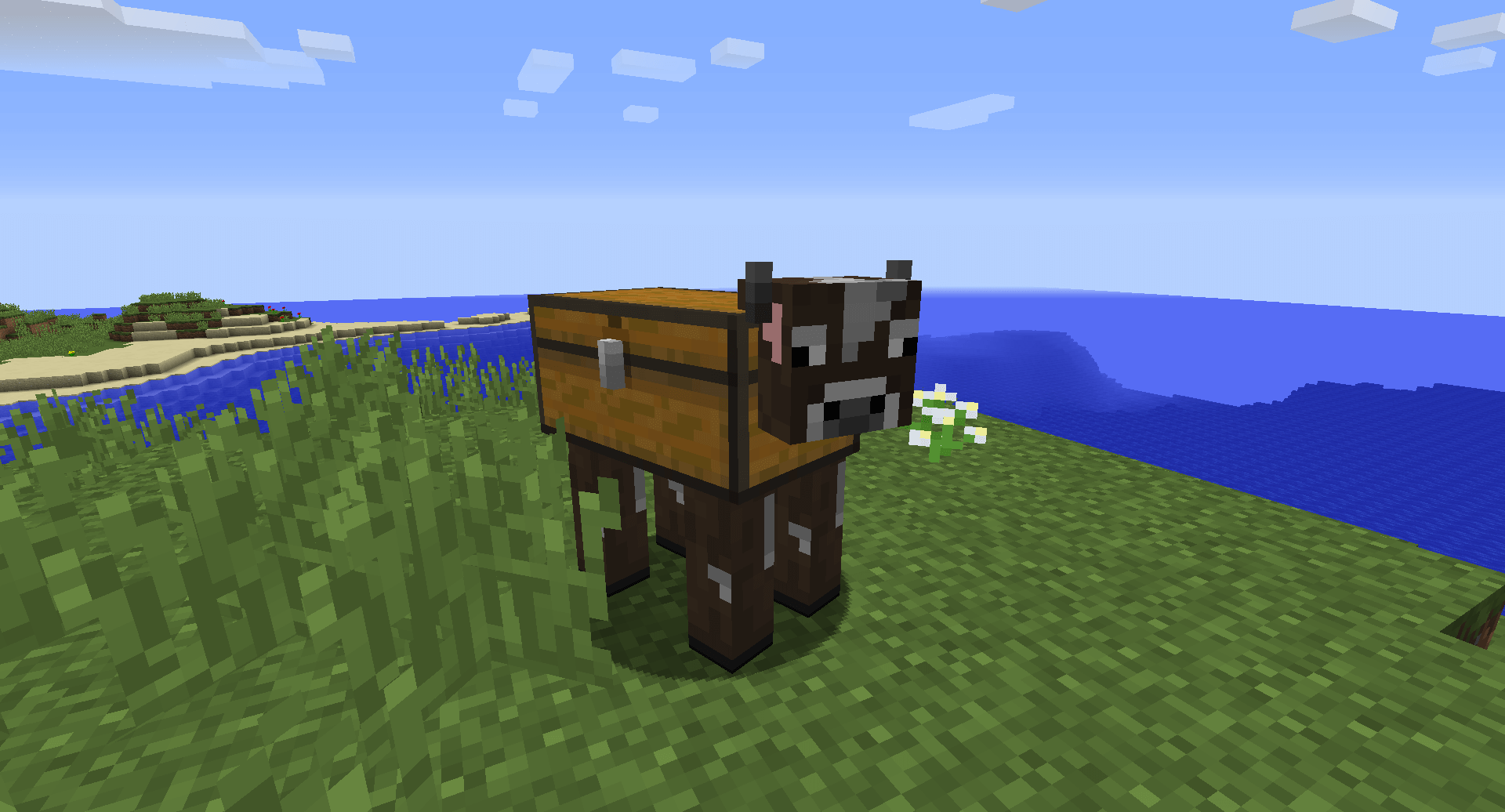 Chest Cow скриншот 2