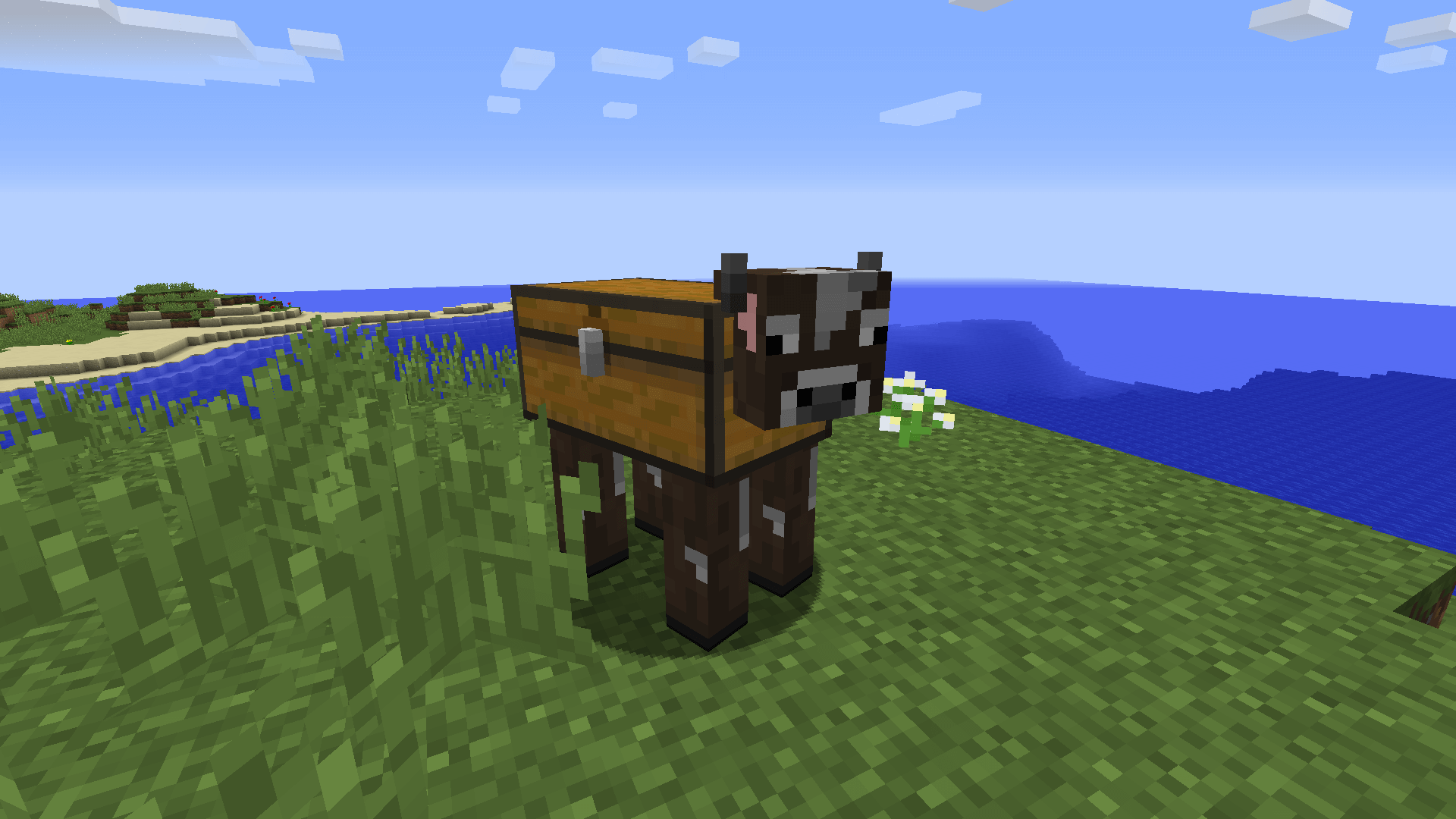 Chest Cow скриншот 3
