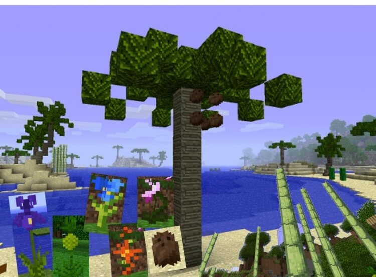 Tropicraft 1.10.2 скриншот 2
