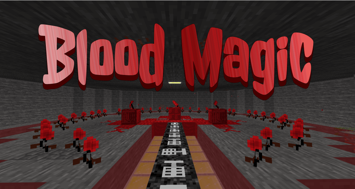 Blood Magic скриншот 1
