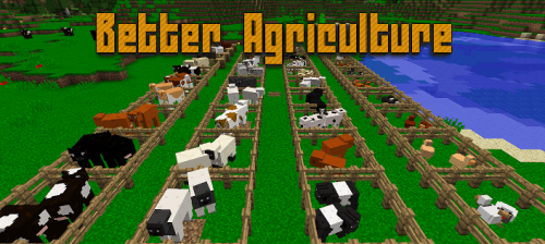 Better Agriculture 1.9.4 скриншот 1
