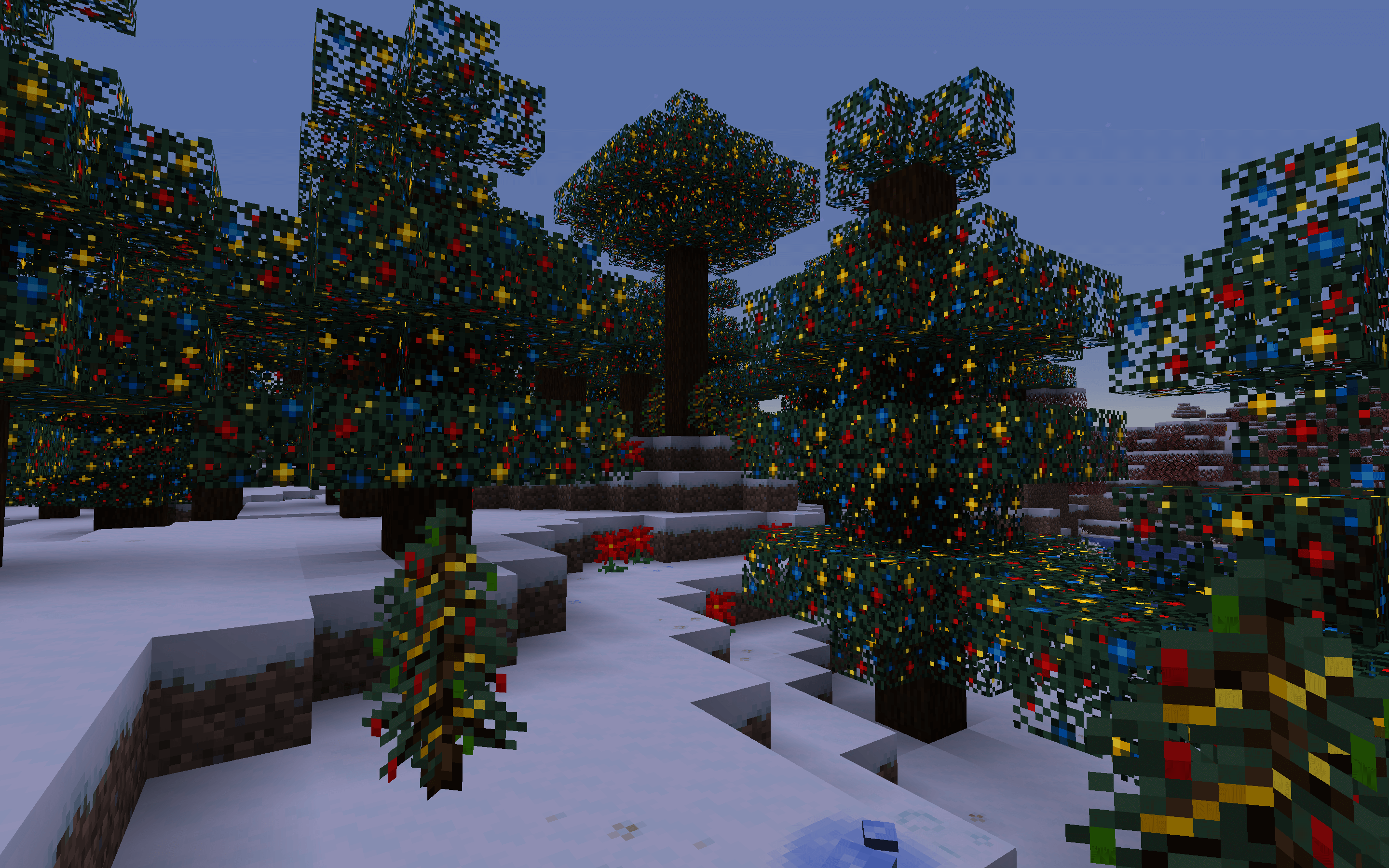 New Default-Style Christmas Pack скриншот 3