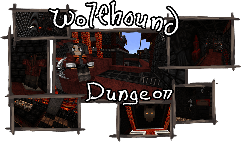 Wolfhound Dungeon скриншот 1