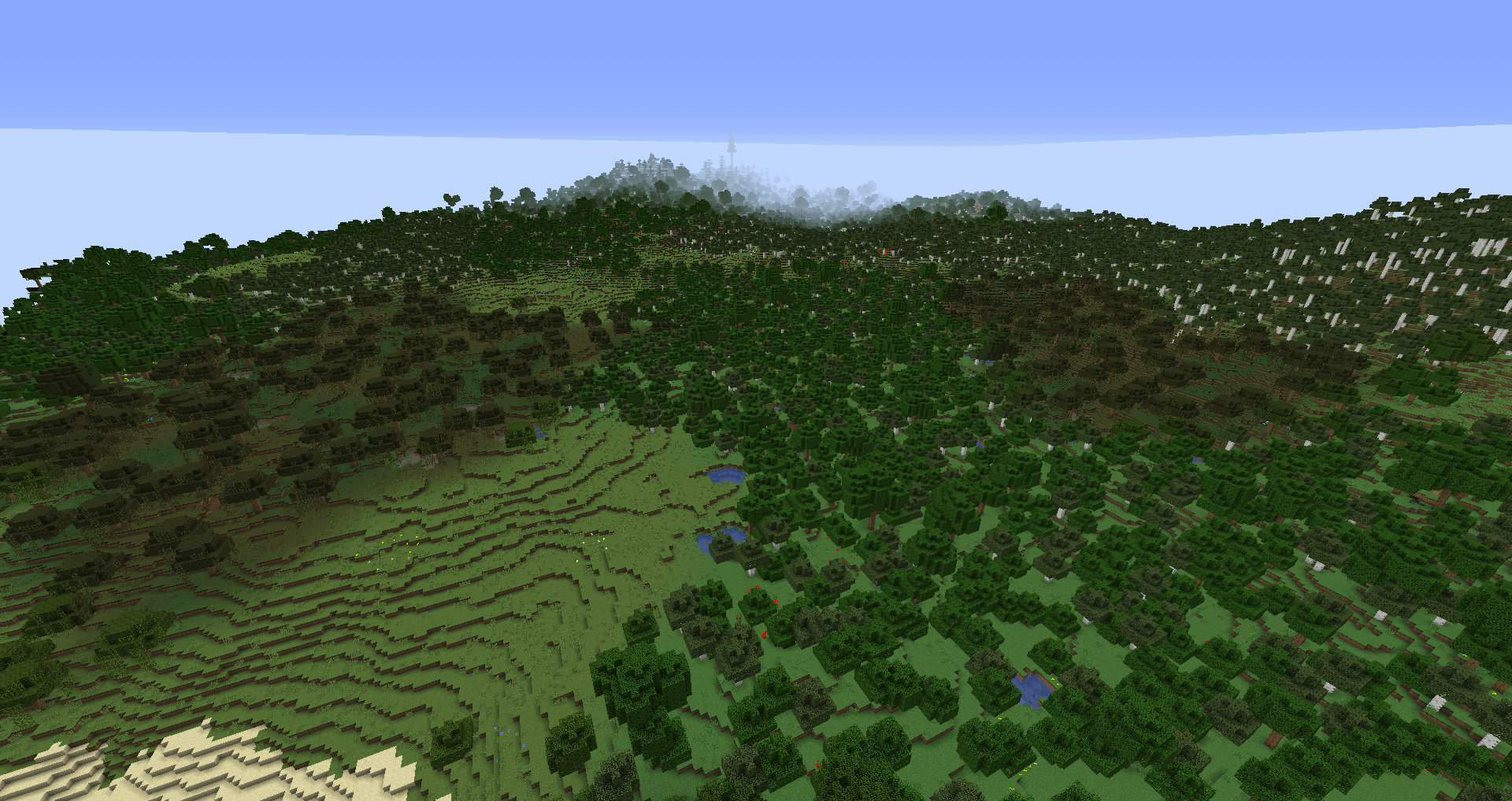Simplex Terrain Generation screenshot 3