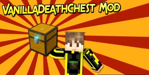 Vanilla Death Chest 1.12.2 скриншот 1