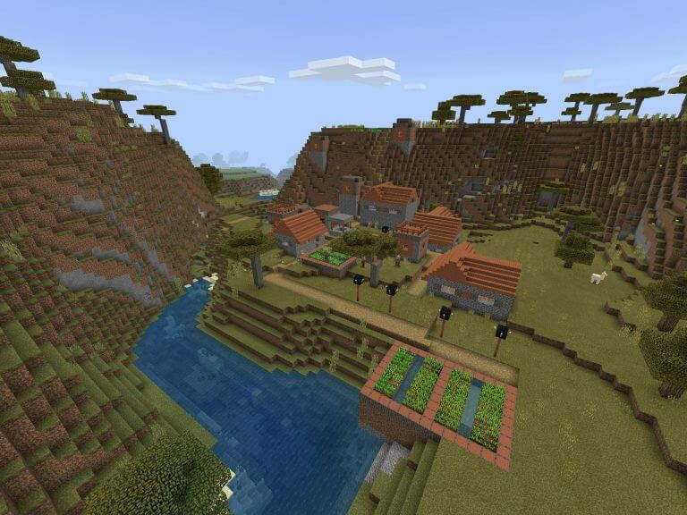 Stronghold beneath Savanna Floor screenshot 1