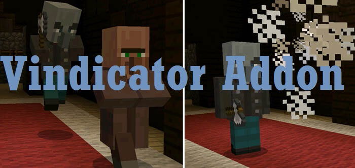 Vindicator Addon скриншот 1