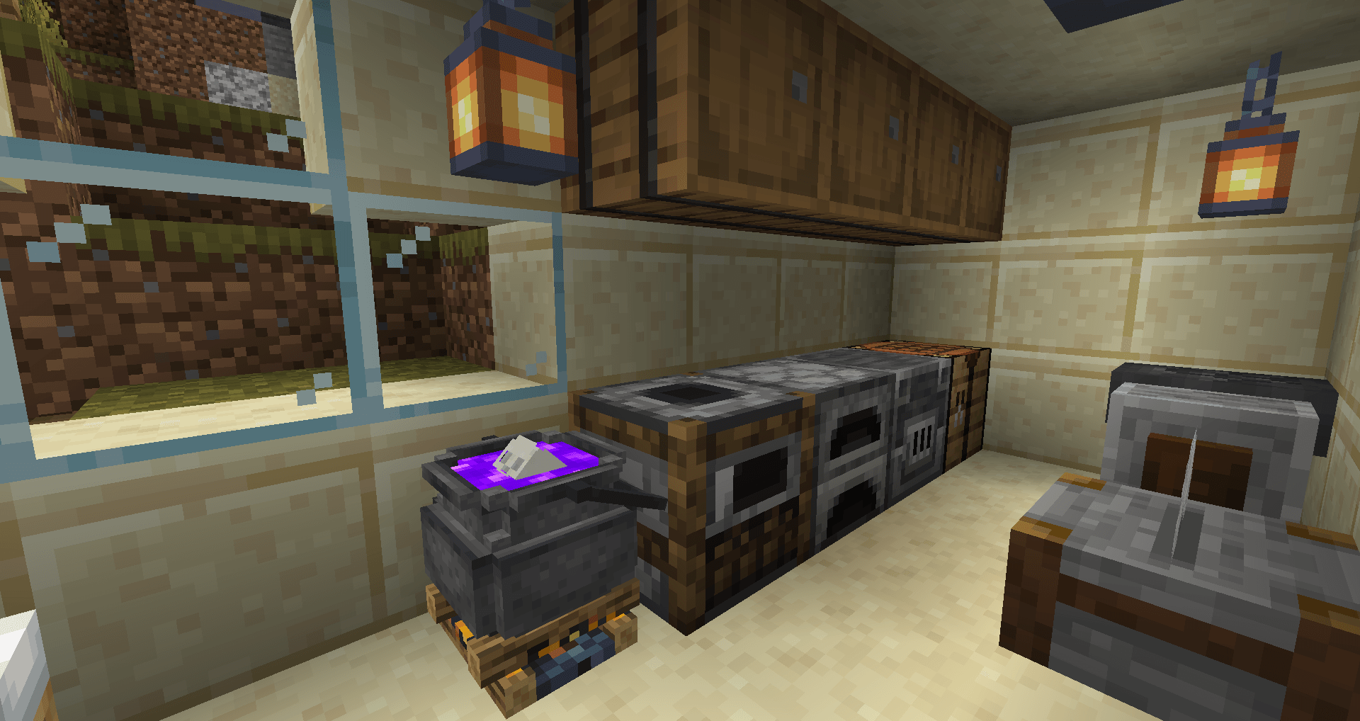 Brewing Stand For Minecraft 1 16 1