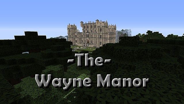 The Wayne Manor скриншот 1