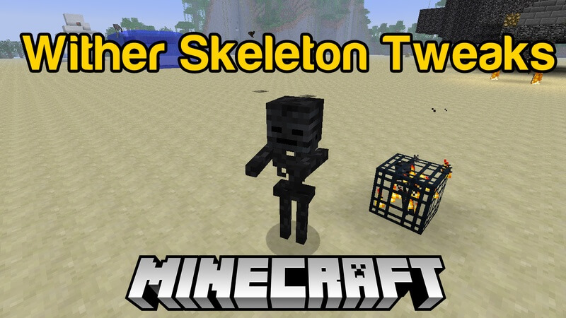 Wither Skeleton Tweaks скриншот 1