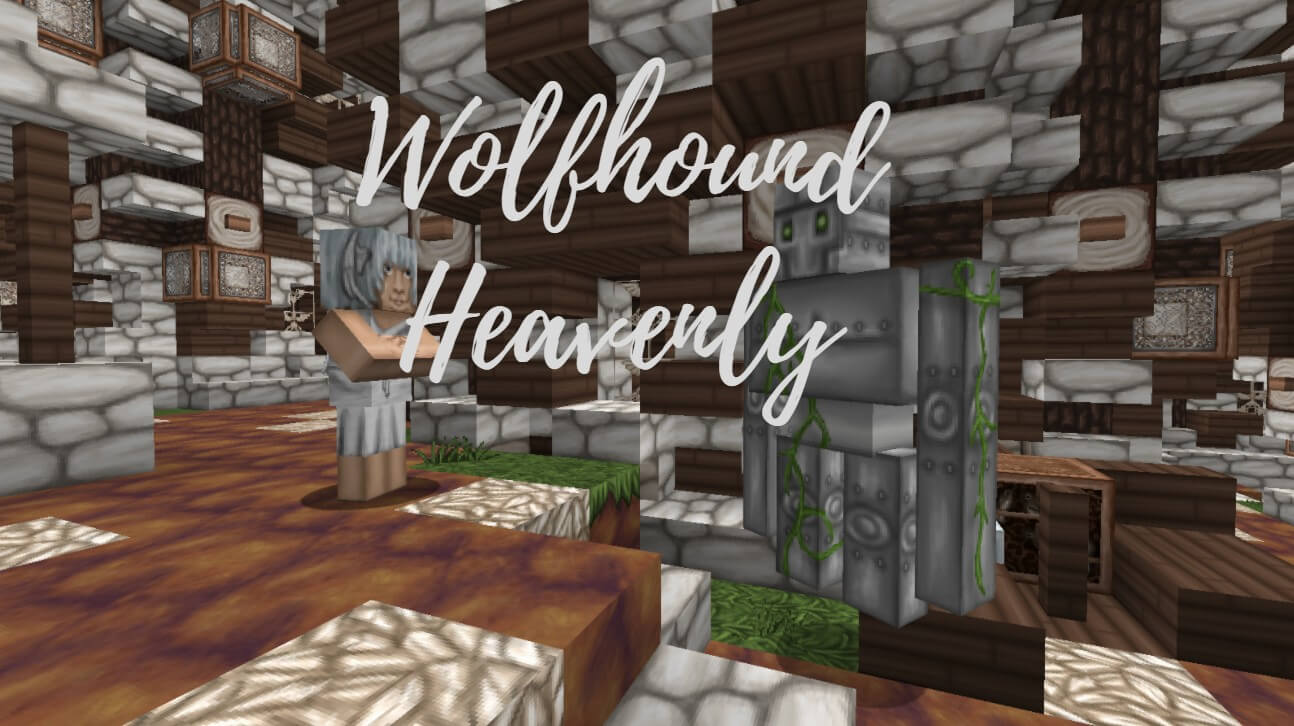 Wolfhound Heavenly скриншот 1