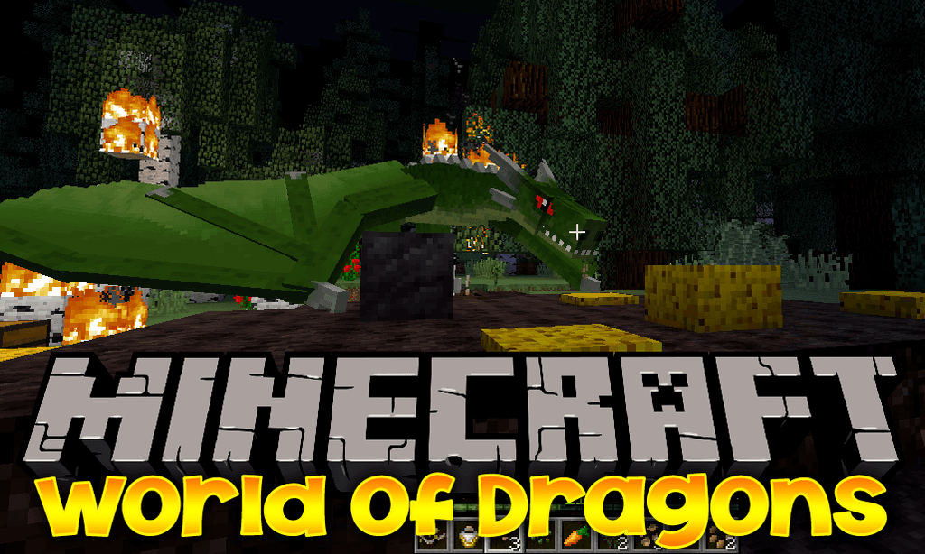 World of Dragons - A New Age скриншот 1