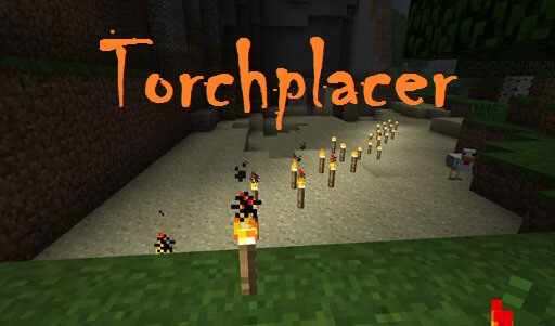 Torchplacer скриншот 1
