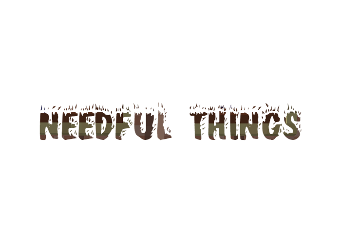 Needful Things скриншот 1