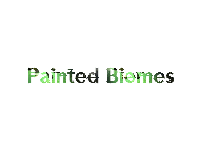 Painted Biomes скриншот 1