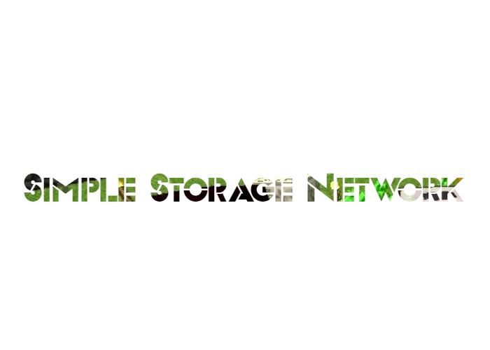 Simple Storage Network скриншот 1