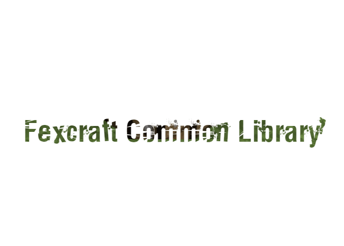 Fexcraft Common Library скриншот 1