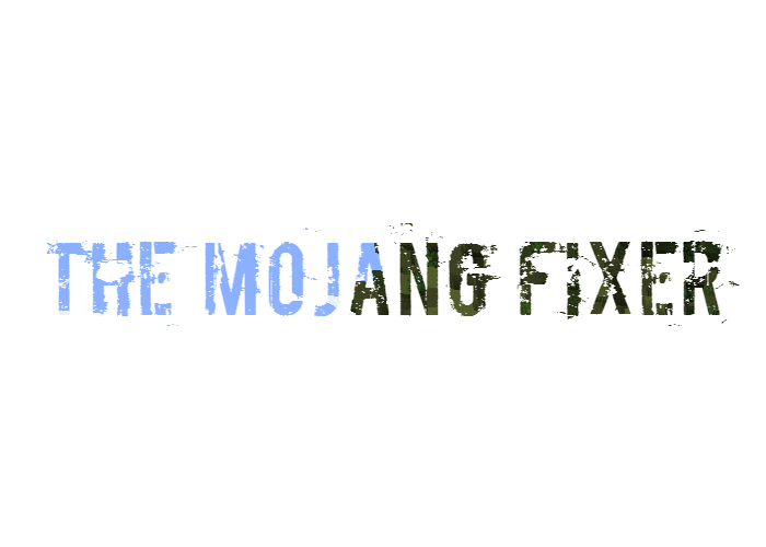 The Mojang Fixer скриншот 1