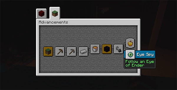 Where To Find Minecraft Advancements In Tlauncher