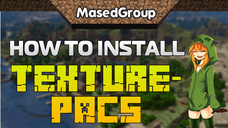 How to install texture packs in Minecraft [TLauncher]
